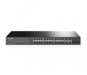 TP-LINK 24-Port 10/100Mbps + 4Port Gigabit Switch