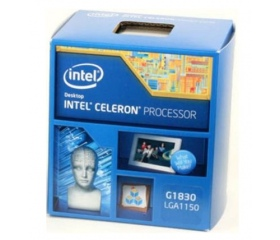 Intel Celeron G1830 dobozos