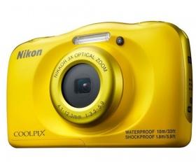Nikon COOLPIX W100 sárga