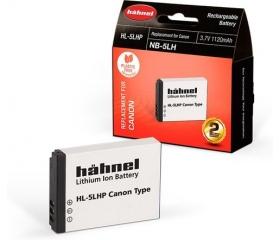 Hahnel HL-5LHP (Canon NB-5LHP 1120mAh)