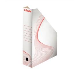 Iratpapucs, karton, 80 mm, összehajtható, ESSELTE