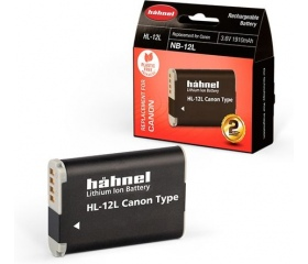 Hahnel HL-12L (Canon NB-12L 1910mAh)