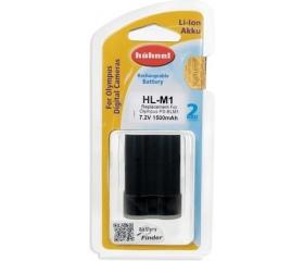 Hahnel HL-M1 (Olympus PS-BLM1 1500mAh)