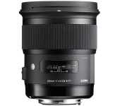 Sigma 50mm f/1.4 (A) DG HSM (Sony E)