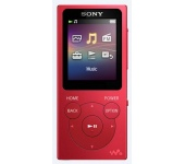 Sony NW-E394 piros