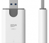 Silicon Power Protect and Connect Combo fehér