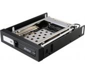 Akasa Lokstor M25 előlapi HDD rack