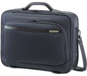 """Samsonite Vectura Office Case Plus 17.3"""" Sea Grey"""