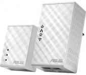 Asus PL-N12 300 Mbps Wi-Fi AV500 kit