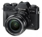 Fujifilm X-T20 XF18-55mm f/2.8-4 R fekete kit