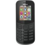 Nokia 130 (2017) Dual SIM fekete