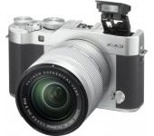 Fujifilm X-A3 + 16-50mm ezüst használt kit
