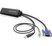 AVerMedia ET110 VGA + hang > HDMI konverter
