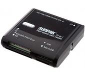 Sunpak 72-in-1 memória- és SIM kártyaolvasó