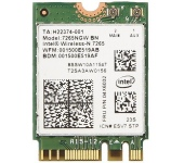 Intel Dual Band Wireless-AC 7265, 2x2 with BT