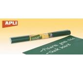 Apli Öntapadó tábla, krétával írható, zöld
