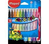 Maped Filctoll Color`Peps Jungle