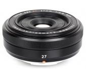 Fujifilm Fujinon XF27mm F/2.8 fekete