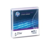 HP Adatkazetta LTO-6 Ultrium 6.25TB