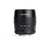 LENSBABY Velvet 85mm f/1.8 (Nikon F)