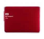 Wd My Passport Ultra 2TB USB3.0 piros