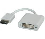 Roline DisplayPort - DVI M/F átalakító