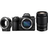 Nikon Z6 II + 24-200 f/4-6.3 + FTZ adapter kit