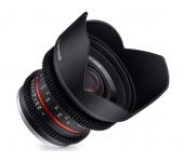 Samyang 12mm T2.2 Cine NCS CS (Sony E) VDSLR