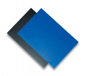 Fellowes Hátlap, A4, 280 mikron, Futura Fekete
