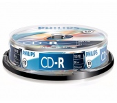 Philips CD-R80 10db-os hengeres dobozban