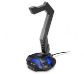 Sharkoon X-Rest 7.1 fejhallgatóállvány