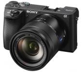Sony α6500 + 16-70mm kit