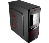 HÁZ AEROCOOL V3X Advance Devil Red Edition