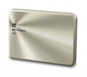 Western Digital My Passport Ultra Metal 1 TB Arany