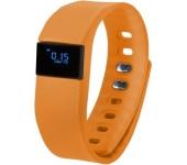 GoClever Smart Band narancs