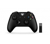 XBox One Wireless Controller + PC adapte