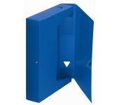 Viquel Archiváló doboz, A4, 60 mm, PP, Kék
