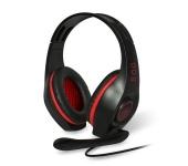 Spirit of Gamer PRO-H5 Red fekete-piros