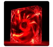 Thermaltake Pure 12 LED 12cm Red