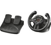 Trust GXT 570 kompakt vibrációs versenykormány