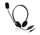 Ewent EW3567 csevegő headset
