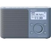 Sony XDR-S61D DAB/DAB+ kék