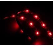 Akasa Vegas 15 db-os 60 cm-es LED csík piros