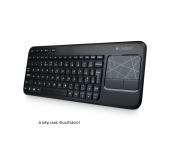 Logitech K400 TouchPad