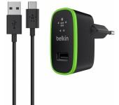 Belkin USB fali töltő 10W + USB-A/C kábel 1,5m
