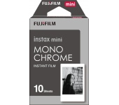 FUJIFILM Instax Mini Film Glossy Monochrome (10lap