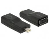 Delock Adapter mini DisplayPort 1.2 dugós csatl. >