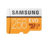 Samsung Micro SDXC 256GB EVO UHS-I U3 CL10