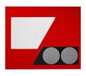 Nzxt Phantom Window Side Panel - Piros