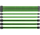 Thermaltake TtMod moduláris kábelkészlet zöld